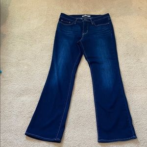 Levi's 315 shaping  boot cut